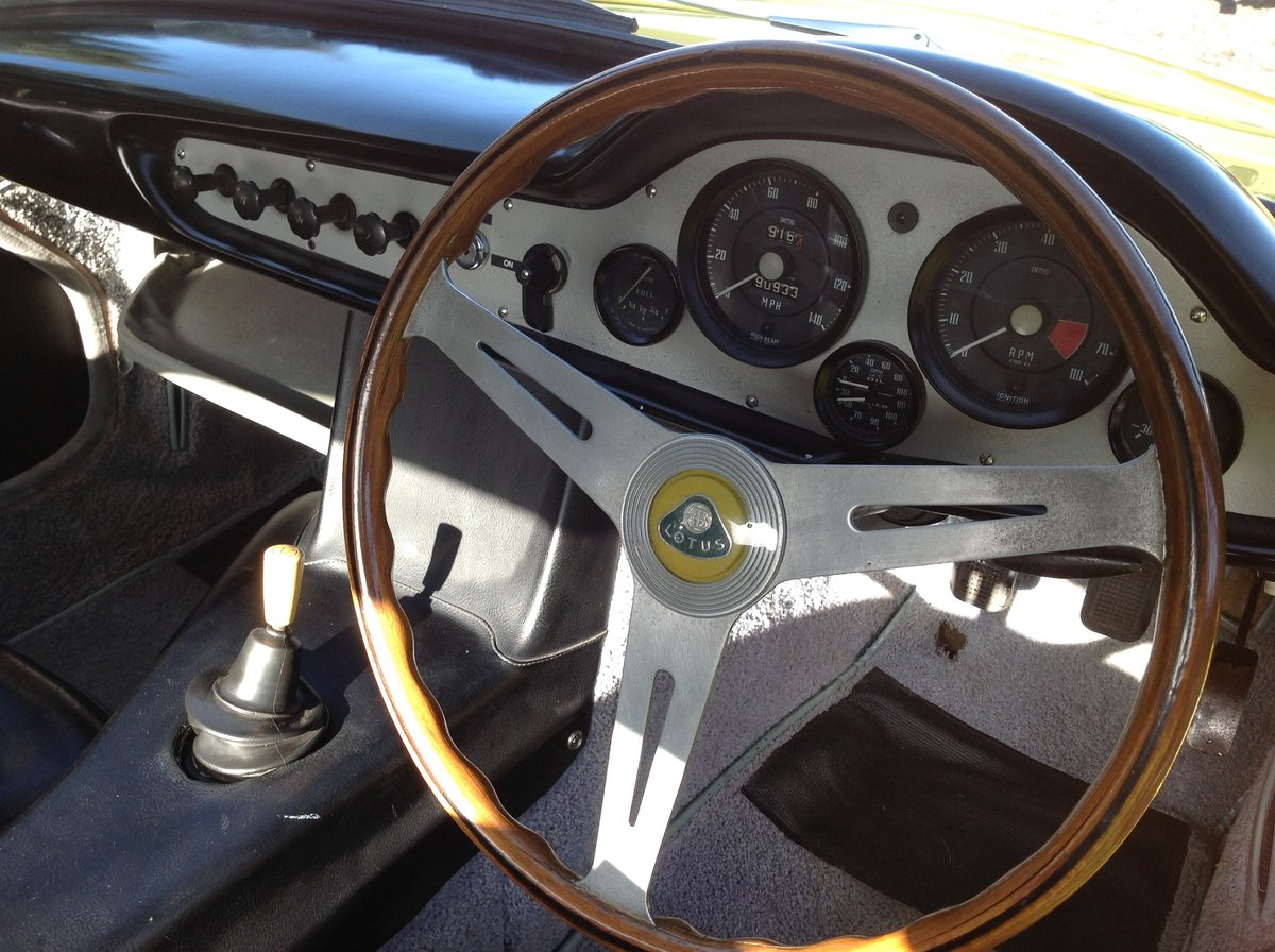 1962 Lotus Elite Type 14 For Sale (picture 4 of 6)