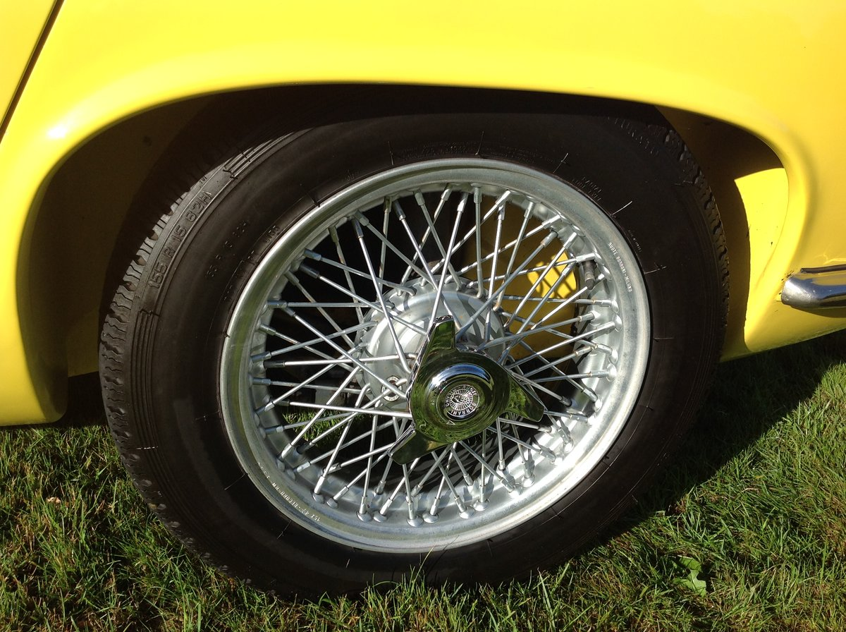 1962 Lotus Elite Type 14 For Sale (picture 5 of 6)
