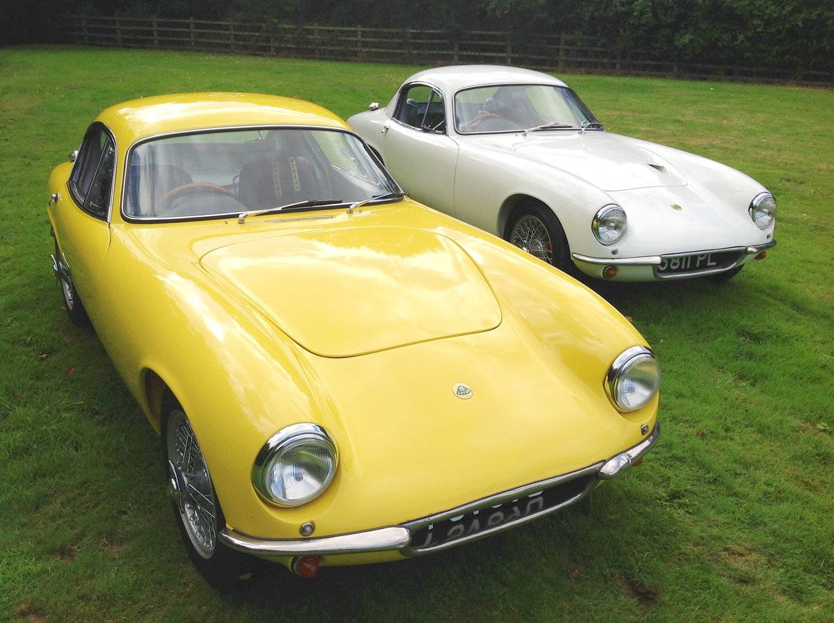 1962 Lotus Elite Type 14 For Sale (picture 6 of 6)