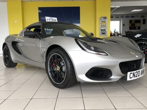 2020 Lotus 220 sports  20miles only For Sale