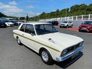 1969 G FORD CORTINA 1.6 LOTUS 2D 110 BHP For Sale