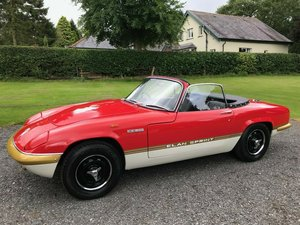 Picture of 1971 LOTUS ELAN ''CHRISTOPHER NEIL'' SPRINT D.H.C STUNNING!! SOLD