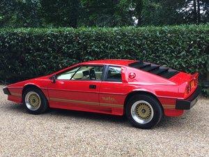 Lotus Turbo Esprit *fully restored*