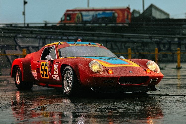 1974 Lotus Europa - Daytona 24hr finisher! Exceptional! For Sale (picture 1 of 6)