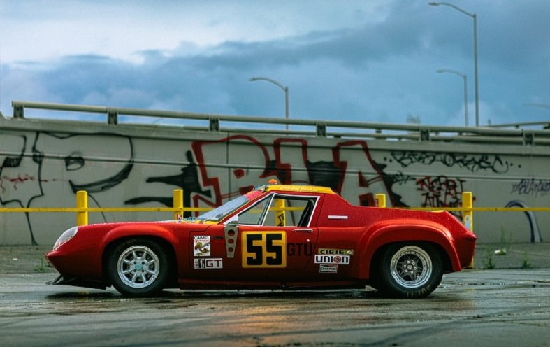 1974 Lotus Europa - Daytona 24hr finisher! Exceptional! For Sale (picture 2 of 6)