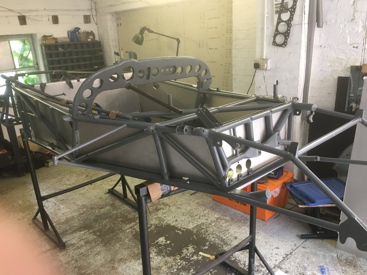 1965 Lotus 23 b project For Sale (picture 1 of 2)