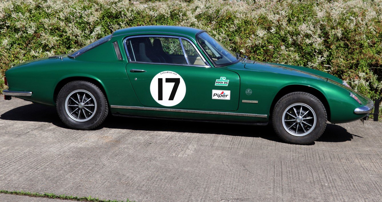 1973 Lotus Elan +2 S 130 Sprint Hillclimb car For Sale (picture 1 of 6)