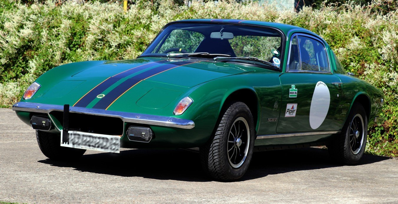 1973 Lotus Elan +2 S 130 Sprint Hillclimb car For Sale (picture 2 of 6)
