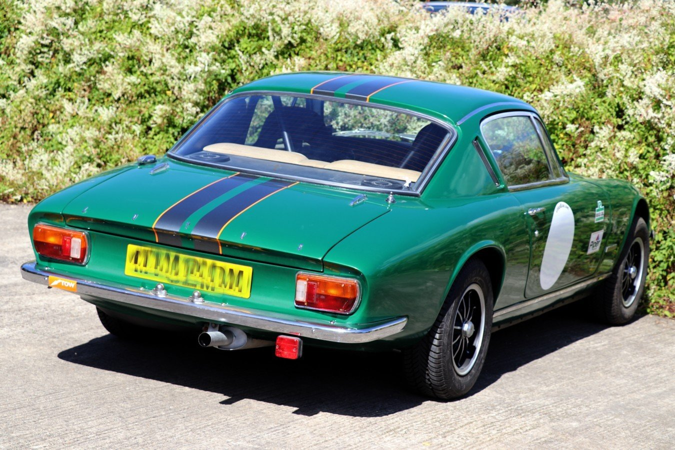 1973 Lotus Elan +2 S 130 Sprint Hillclimb car For Sale (picture 3 of 6)