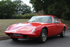 Lotus Elan +2 1969 - To be auctioned 30-10-20 For Sale by Auction