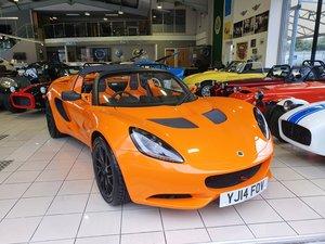 2014 Lotus Elise Club Racer 1.8