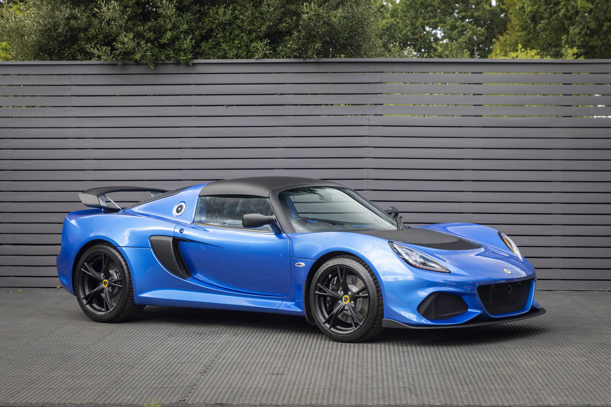 2020 LOTUS EXIGE SPORT 350 COUPE, NEW For Sale (picture 1 of 6)
