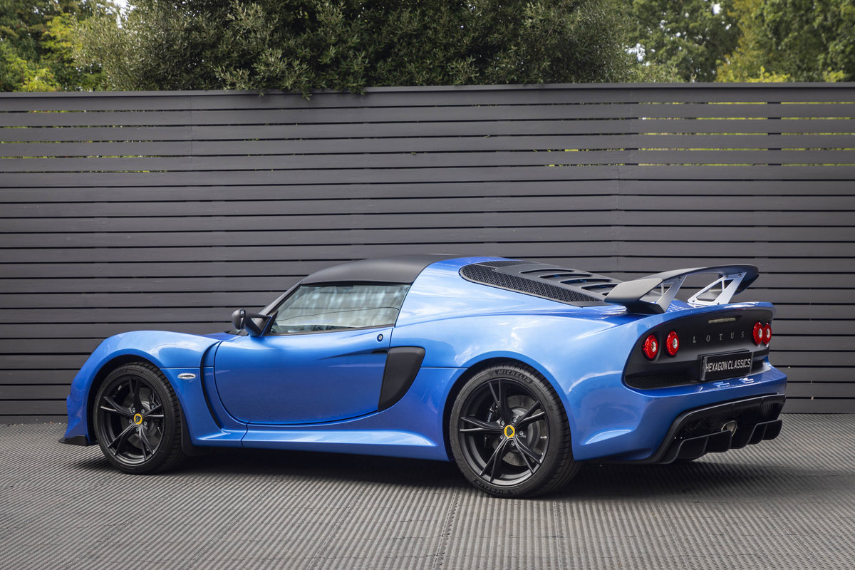 2020 LOTUS EXIGE SPORT 350 COUPE, NEW For Sale (picture 2 of 6)
