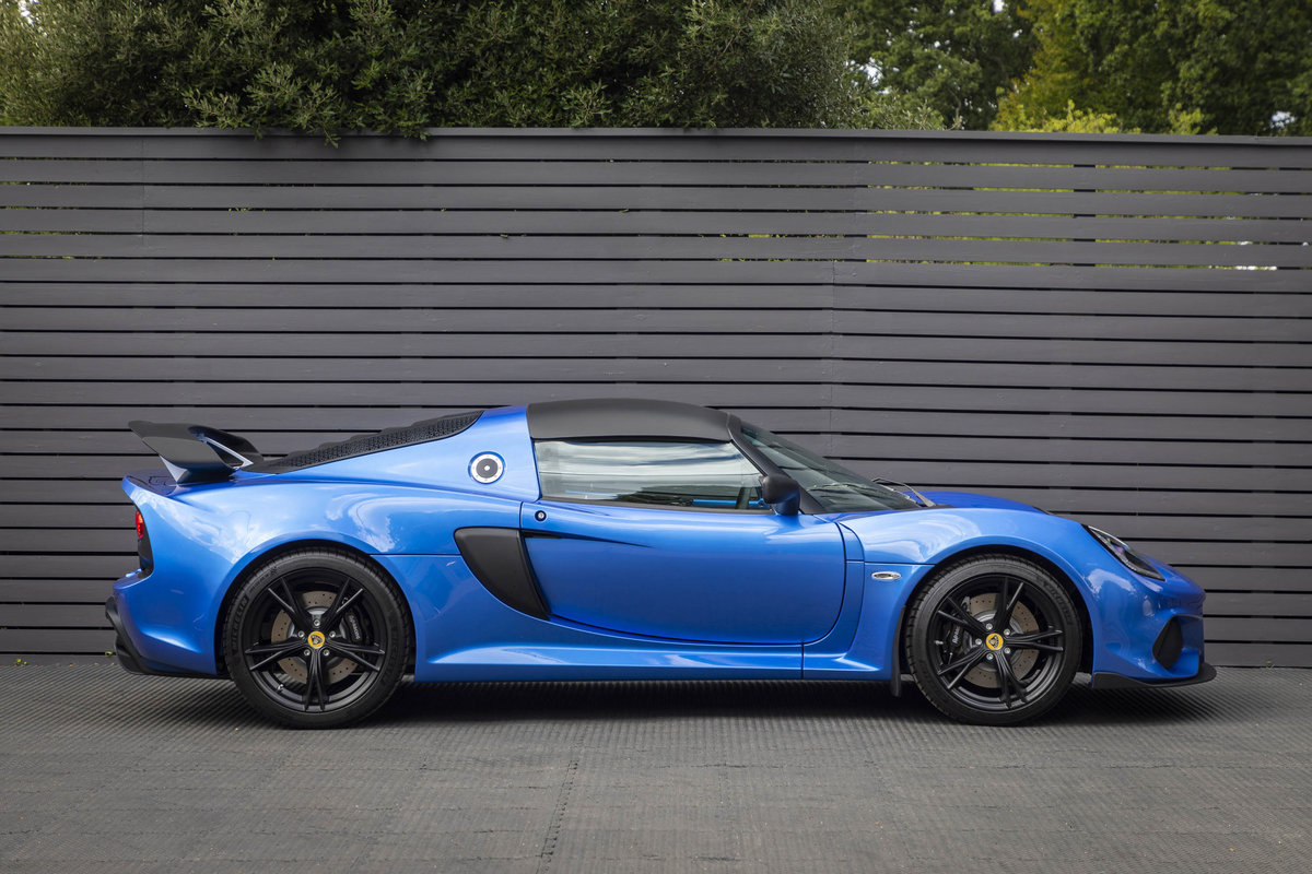 2020 LOTUS EXIGE SPORT 350 COUPE, NEW For Sale (picture 3 of 6)