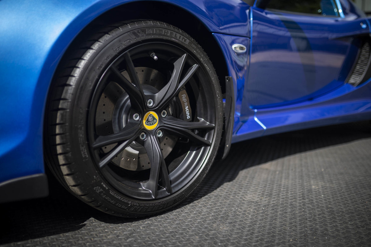2020 LOTUS EXIGE SPORT 350 COUPE, NEW For Sale (picture 6 of 6)