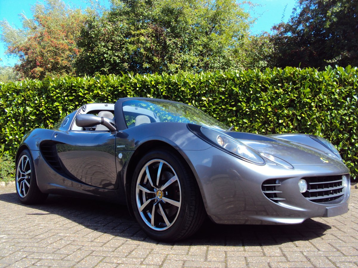 2002 An EXCEPTIONAL Low Mileage Lotus Elise 111S VVC - LARINI For Sale (picture 1 of 6)