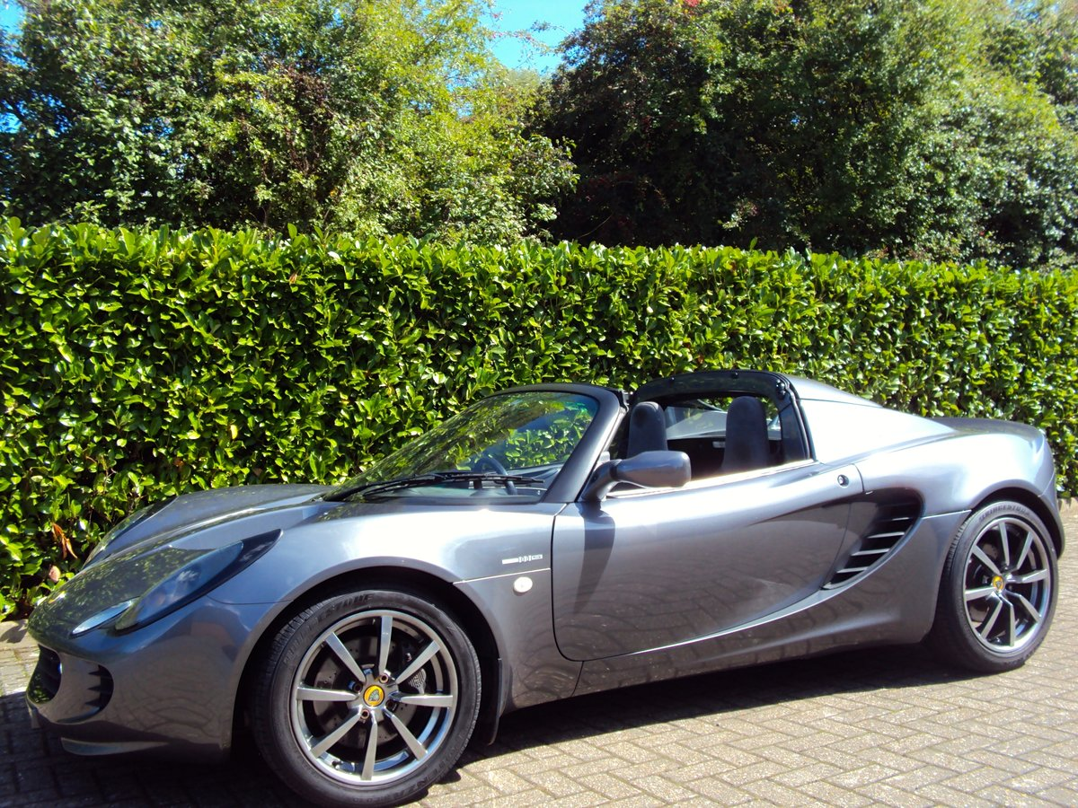 2002 An EXCEPTIONAL Low Mileage Lotus Elise 111S VVC - LARINI For Sale (picture 2 of 6)