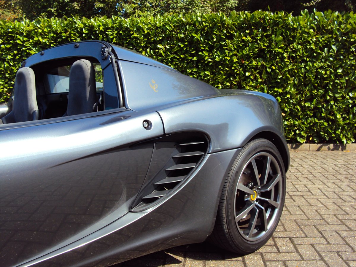 2002 An EXCEPTIONAL Low Mileage Lotus Elise 111S VVC - LARINI For Sale (picture 5 of 6)