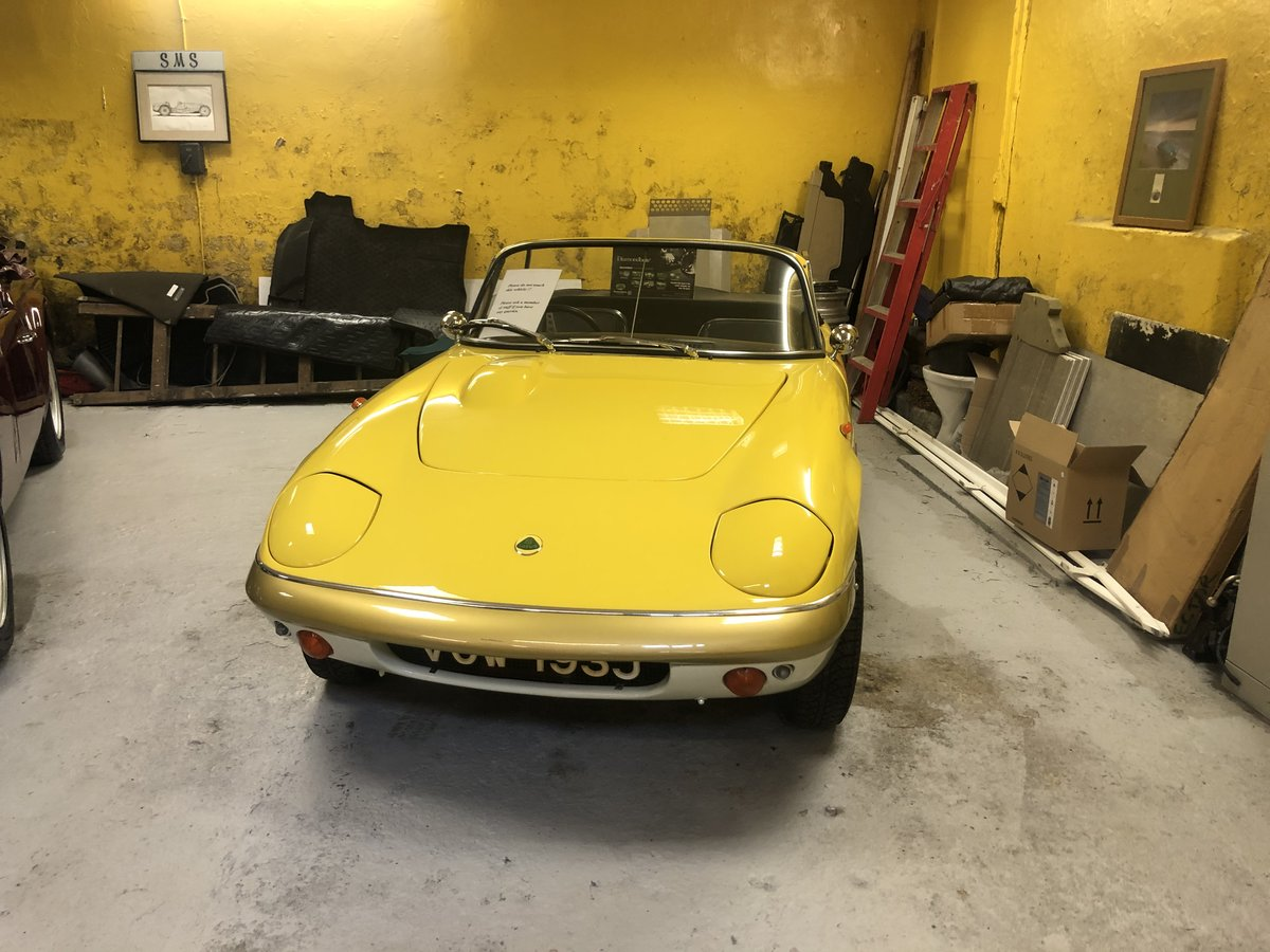 1970 Lotus Elan S4/Sprint Specification For Sale (picture 3 of 4)