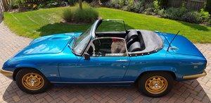 Classic Lotus Elan S4 SE