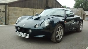 Picture of 2000 S1 Lotus Elise 111S