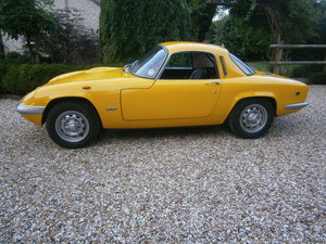 Lotus Elan S4 FHC VGC Exceallant Value Elan Low/Miles *SOLD*