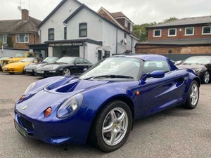 Picture of LOTUS ELISE 1.8 16V S1 ROADSTER - 1997/P SOLD