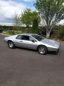 1978 Lotus Esprit S1 Type 79 – Chassis no. 31 For Sale by Auction