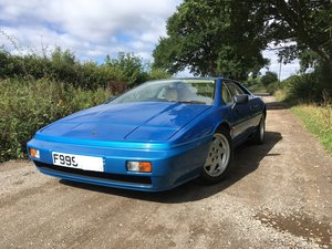 1988 Lotus Esprit 2.2 NA X180 For Sale