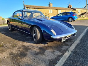 1969 Elan +2 with 2.0 Zetec 16v conversion