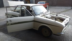 1967 LOTUS CORTINA MK2 SERIES 1 ONE OWNER STORED 34 YEARS PROJECT