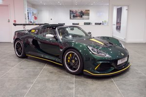 2018 Lotus Exige Cup 430 Type 25 For Sale