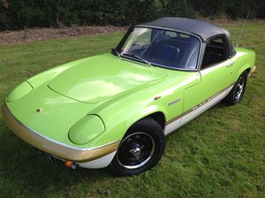 Picture of 1972 Lotus Elan Sprint DHC For Sale