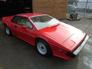Picture of LOTUS ESPRIT 2.2 TURBO S3 LHD (1985) FACTORY RED! 44K! RARE! SOLD