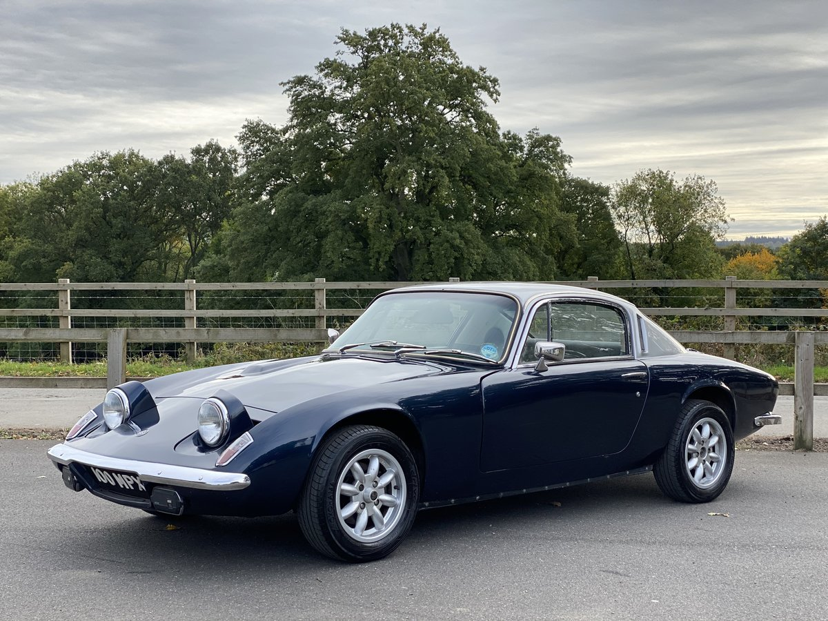 1970 Spyder Lotus Elan +2   For Sale (picture 1 of 9)