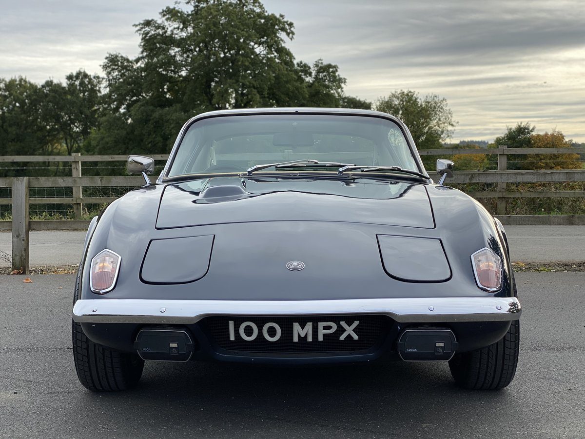 1970 Spyder Lotus Elan +2   For Sale (picture 2 of 9)