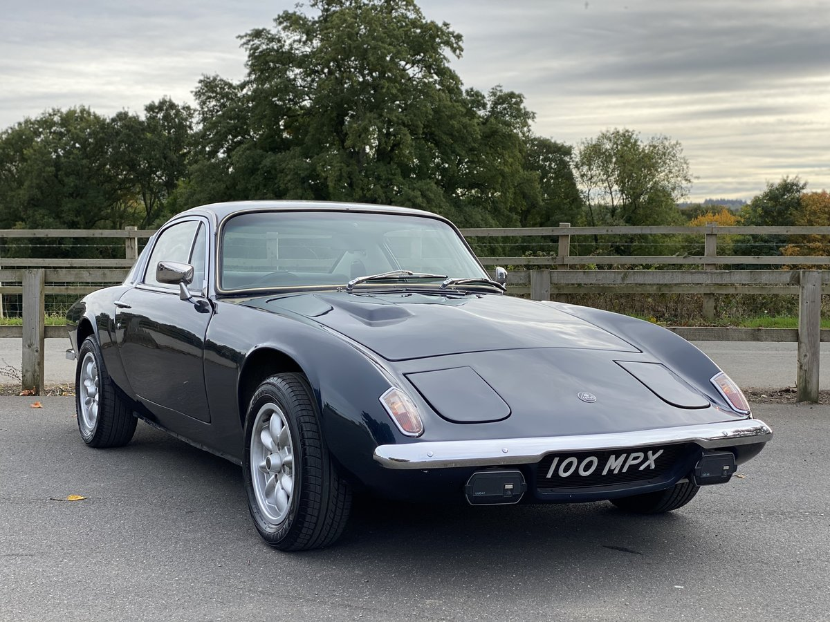 1970 Spyder Lotus Elan +2   For Sale (picture 3 of 9)