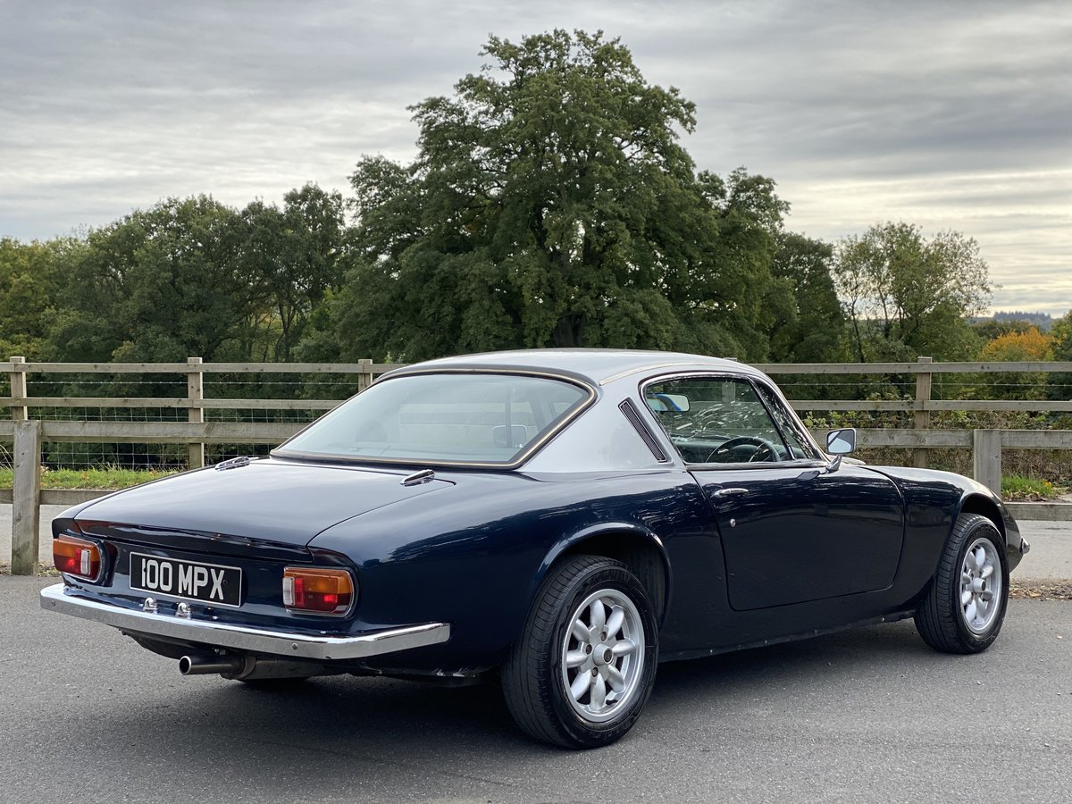 1970 Spyder Lotus Elan +2   For Sale (picture 4 of 9)