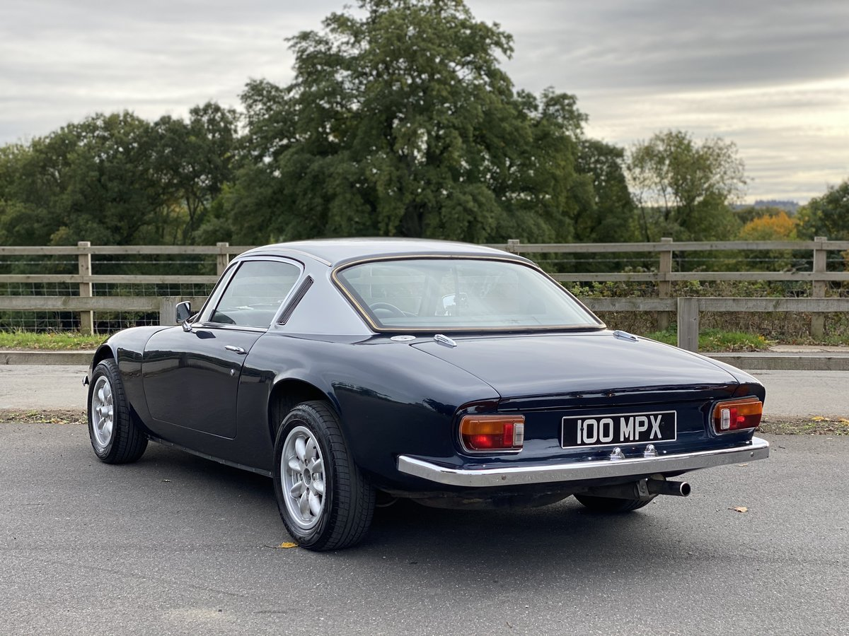1970 Spyder Lotus Elan +2   For Sale (picture 6 of 9)
