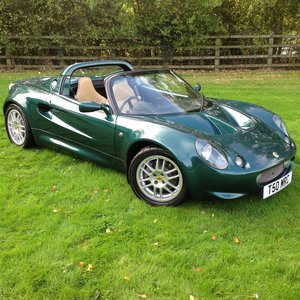 Picture of 1999 Lotus Elise S1 SOLD