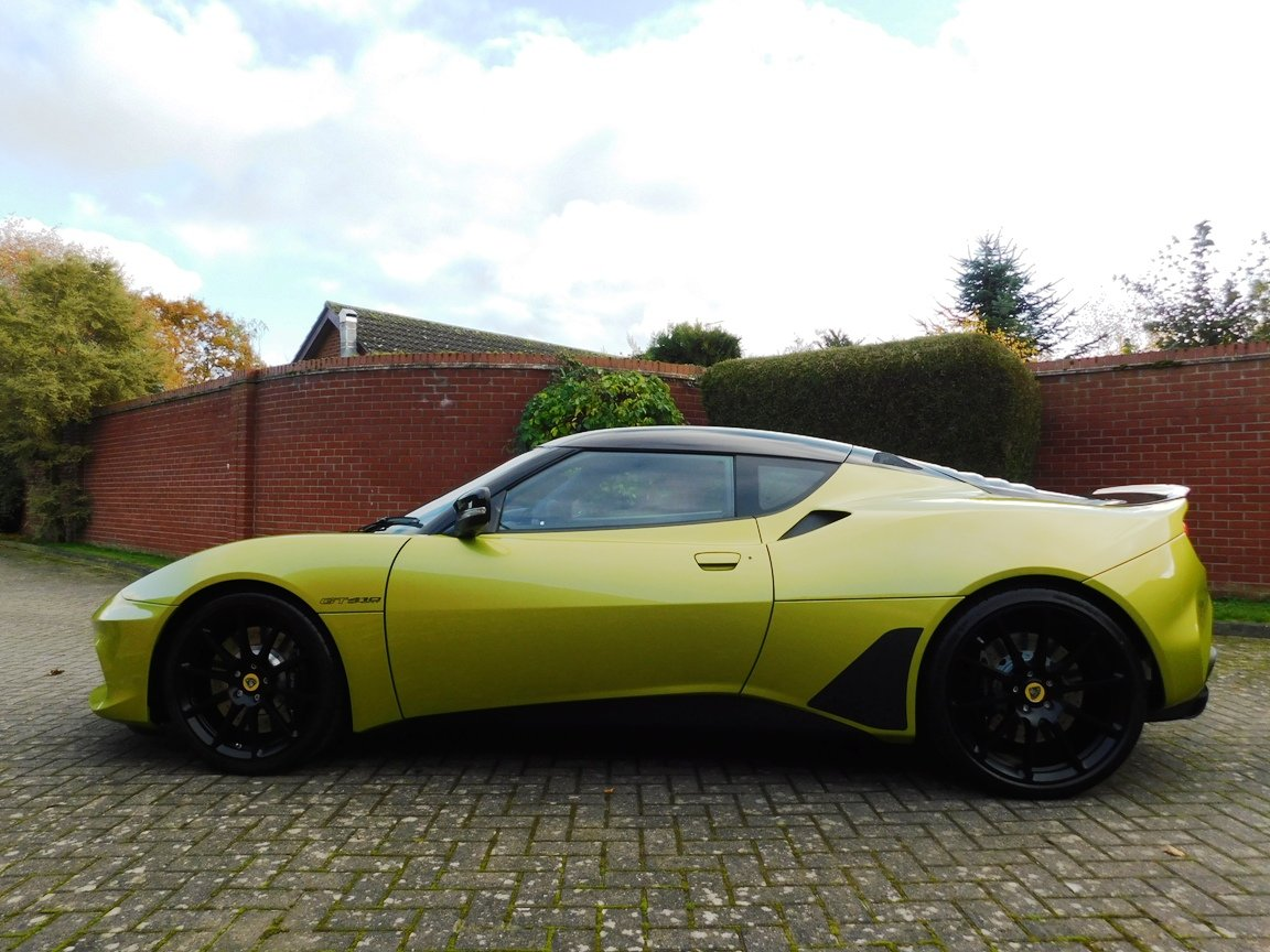 Brand New Lotus Evora GT410 Sport Pre Reg Saving  0 APR Fina SOLD (picture 1 of 11)
