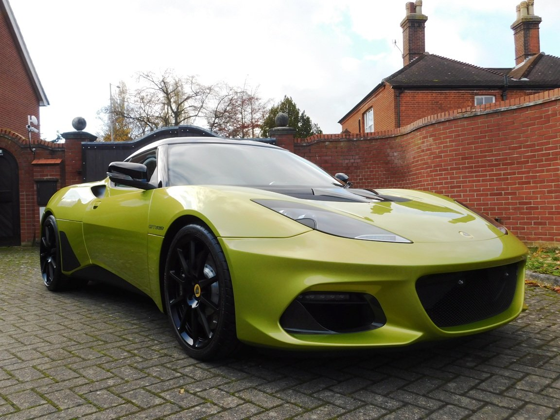 Brand New Lotus Evora GT410 Sport Pre Reg Saving  0 APR Fina SOLD (picture 2 of 11)