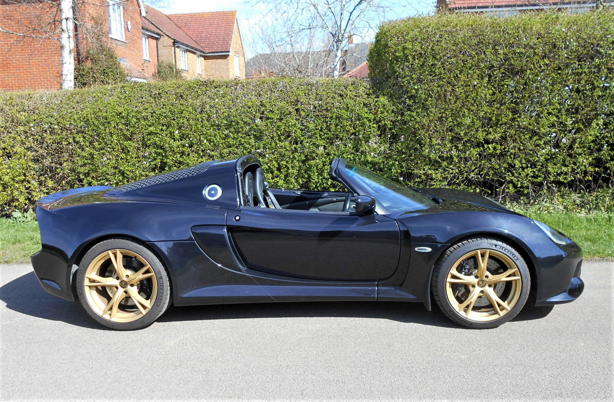 2015 Lotus Exige S Roadster SOLD (picture 6 of 13)