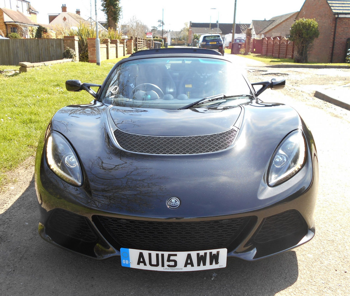 2015 Lotus Exige S Roadster SOLD (picture 7 of 13)
