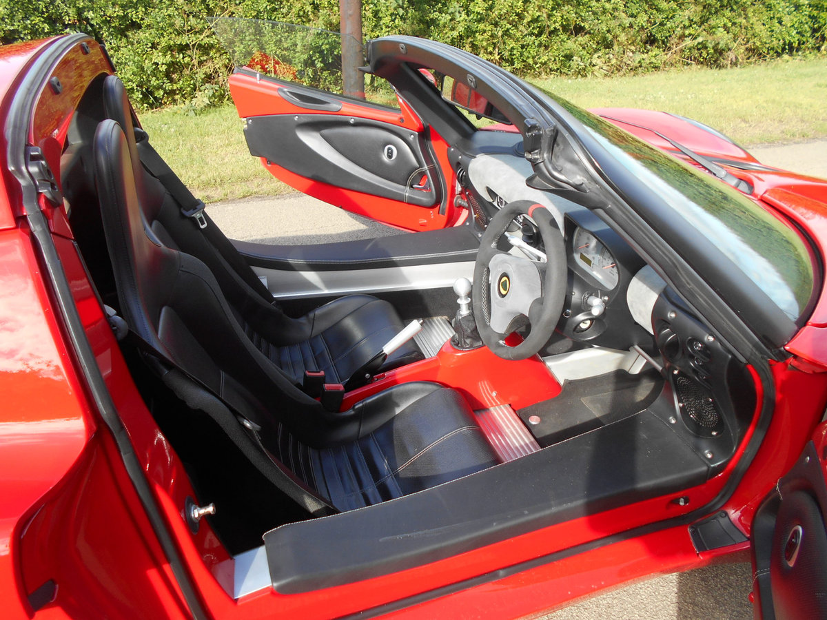 2006 Lotus Elise 111R 16V Touring SOLD (picture 7 of 14)