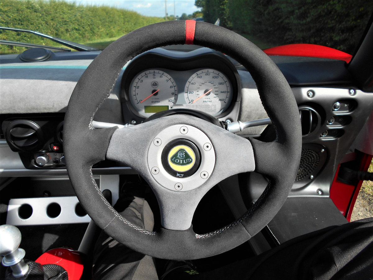 2006 Lotus Elise 111R 16V Touring SOLD (picture 8 of 14)