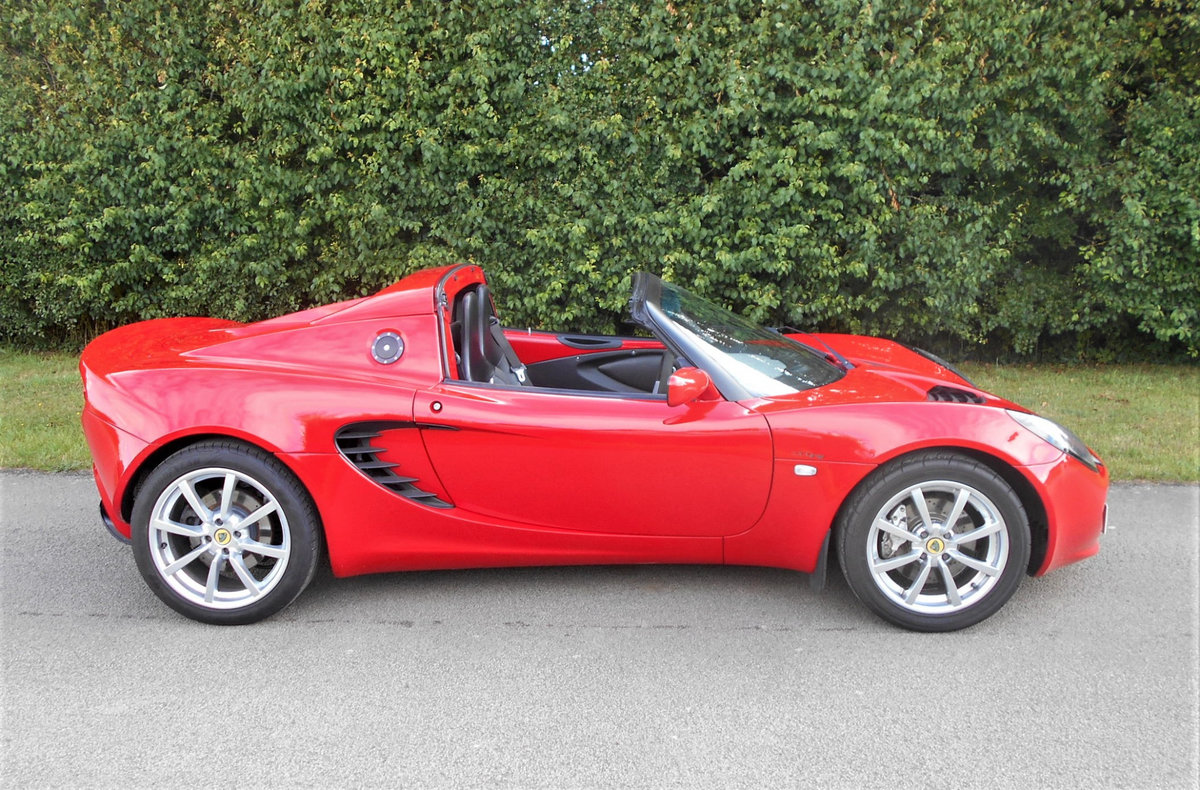 2006 Lotus Elise 111R 16V Touring SOLD (picture 9 of 14)