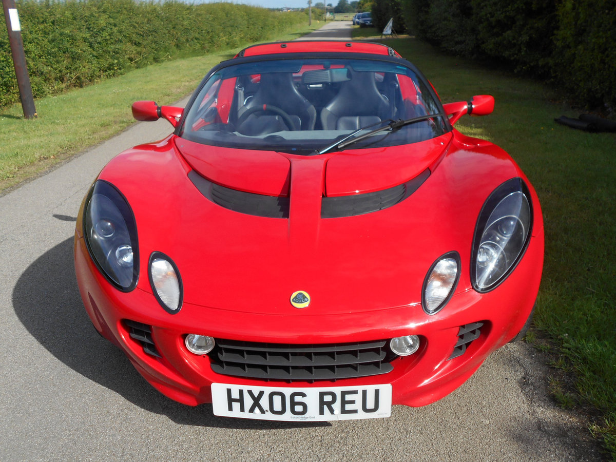 2006 Lotus Elise 111R 16V Touring SOLD (picture 11 of 14)