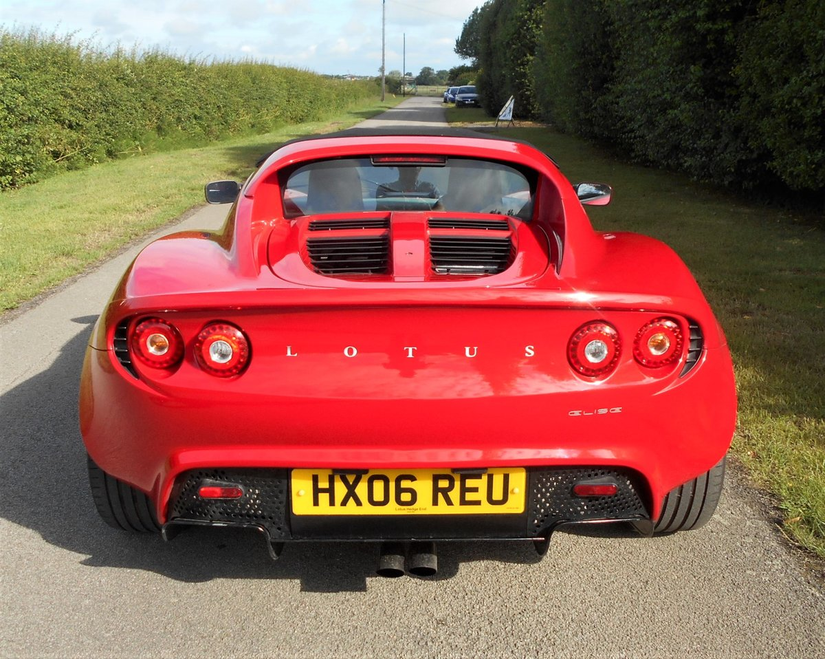 2006 Lotus Elise 111R 16V Touring SOLD (picture 12 of 14)