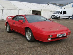 Picture of 1989 Lotus Esprit at ACA 7th November